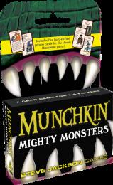 Munchkin Mighty Monsters