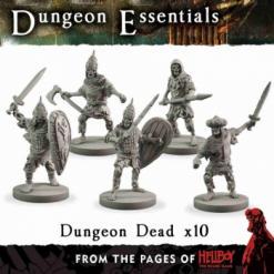 Terrain Crate: Dungeon Essentials Dungeon Dead