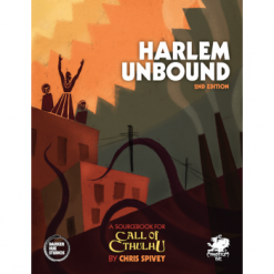 Call of Cthulhu RPG - Harlem Unbound 2nd edition