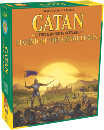 Catan: Cities & Knights – Legend of the Conquerors