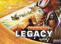 Pandemic Legacy: Season 2 (Yellow Version)