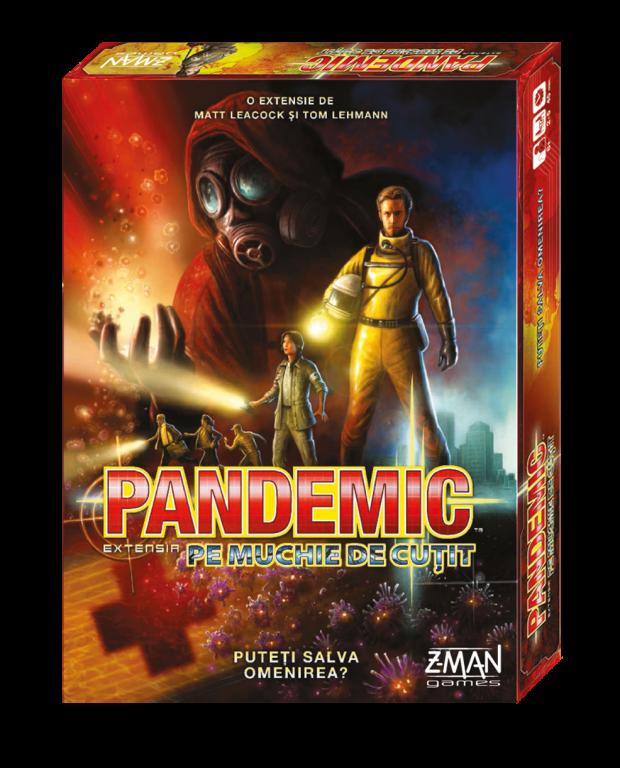 Pandemic Pe Muchie de Cutit