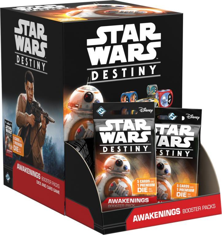 Star Wars Destiny Awakening Booster