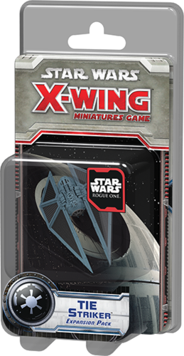 Star Wars X-Wing TIE Striker expansion