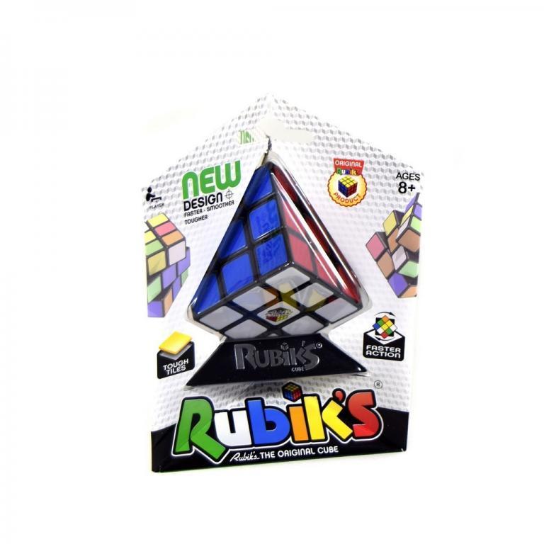 Cub Rubik 3x3x3 în ambalaj Pyramid