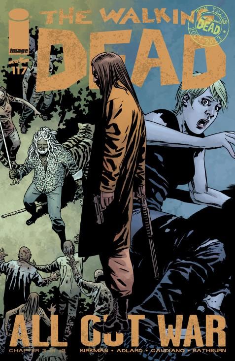 The Walking Dead #117
