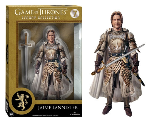 Funko Legacy Collection - A Game Of Thrones - Jaime Lannister