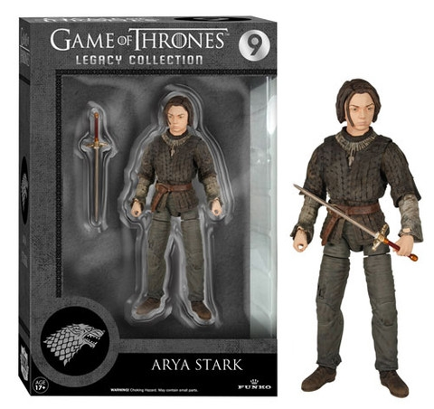 Funko Legacy Collection - A Game Of Thrones - Arya Stark