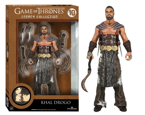 Funko Legacy Collection - A Game Of Thrones - Khal Drogo