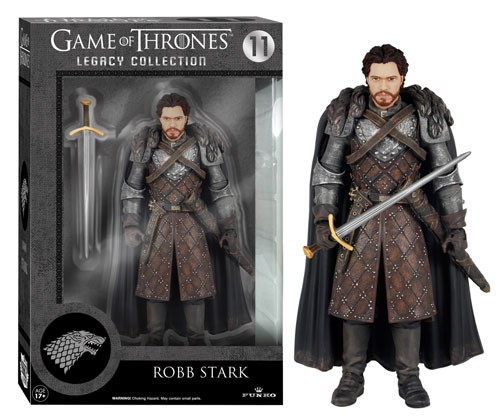 Funko Legacy Collection - A Game Of Thrones - Robb Stark