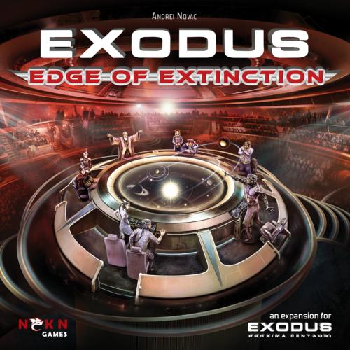 Exodus Edge Of Extinction