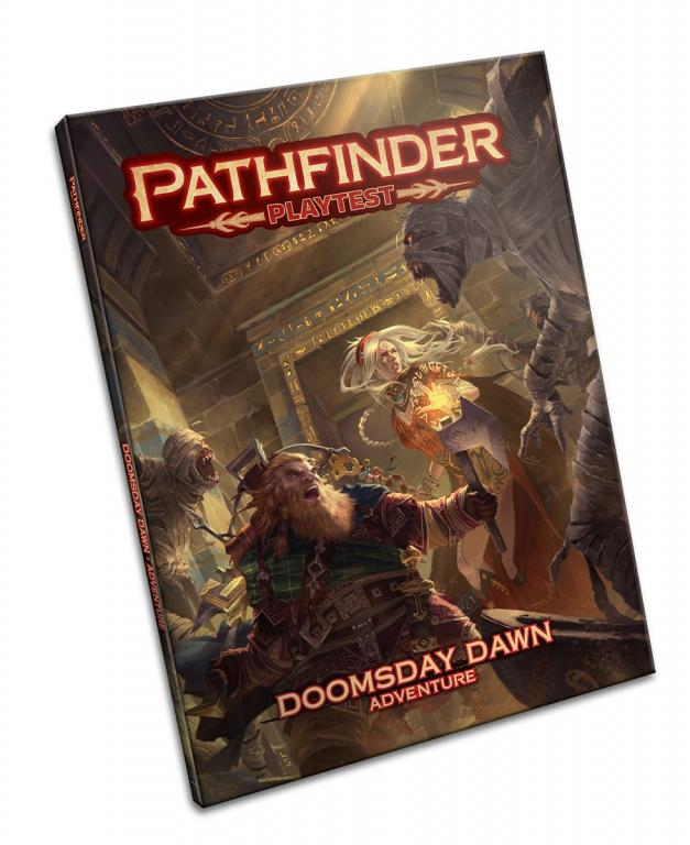 Pathfinder Playtest Adventure: Doomsday Dawn thumbnail